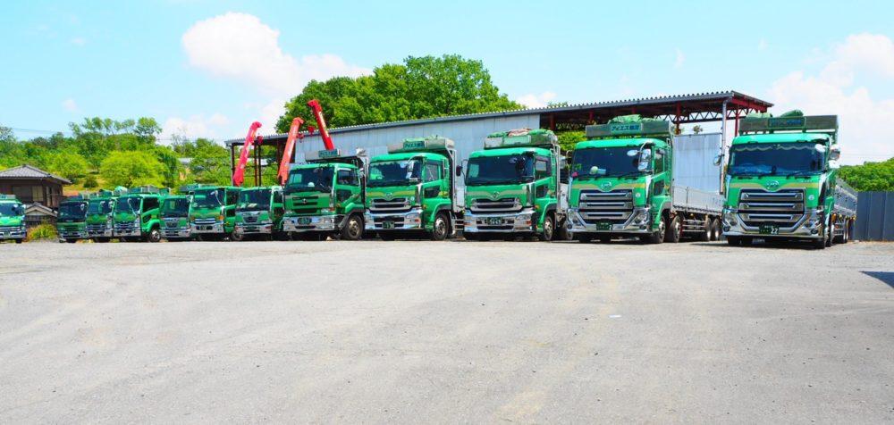 整列されたトラック